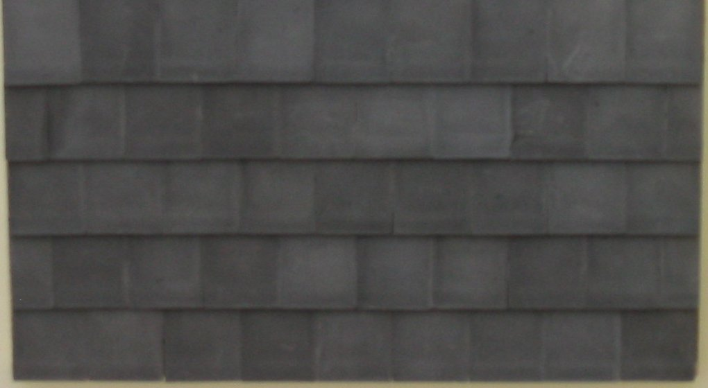 Grey Roof Tiles Large Dolls House 1 24th Scale